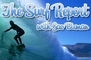 The Surf Report with Gav Bisman