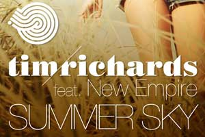 Tim Richards Feat New Empire - Summer Sky