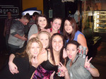 Kelly Hughes - Me and my besties out for a great night in the TRON (Hamilton)