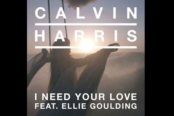 Calvin Harris Feat. Ellie Goulding