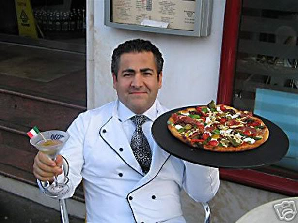 The Pizza Royale 007