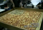 "The 54"" by 54"" Pizza"