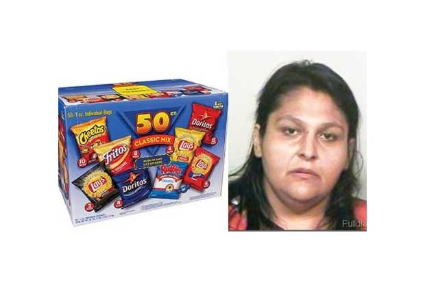 The prostitute who traded sex for Frito-Lay chips