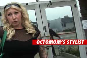 Octomom's House A Picture of Squalor - Octo's hairstylist files formal complaint