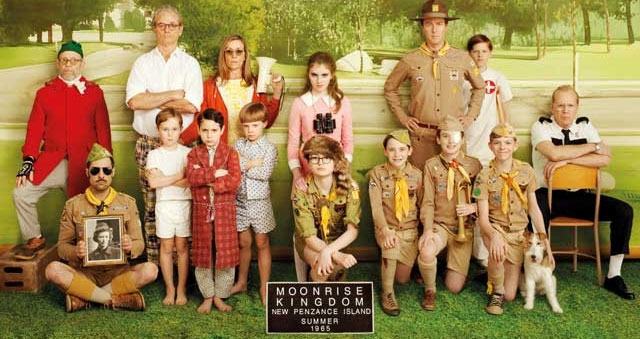 Win a double pass to Moonrise Kingdom