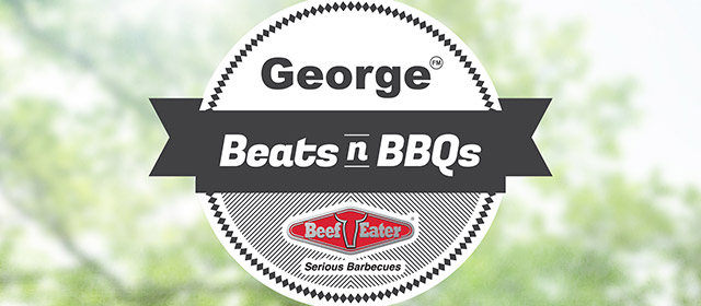 Beefeater Beats n BBQs - This summer you have the chance to win a Friday session with George FM. We will bring a DJ to provide the beats, a Beefeater Bugg BBQ, a chef (actually just an intern), drinks and food for you and 9 mates....