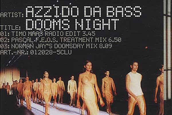 Azzido Da Bass