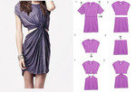 Create your own T-shirt dress