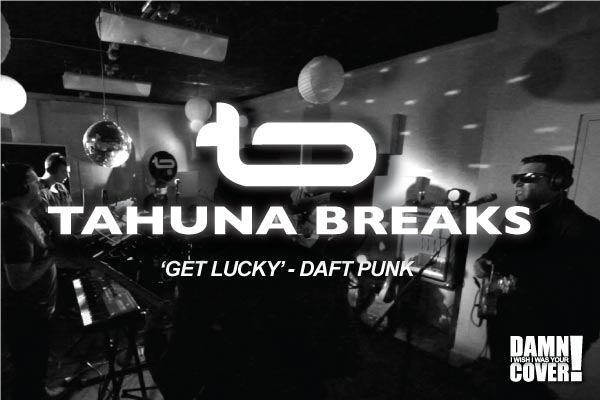 Tahuna Breaks covers Daft Punk's 'Get Lucky' on George FM Breakfast!