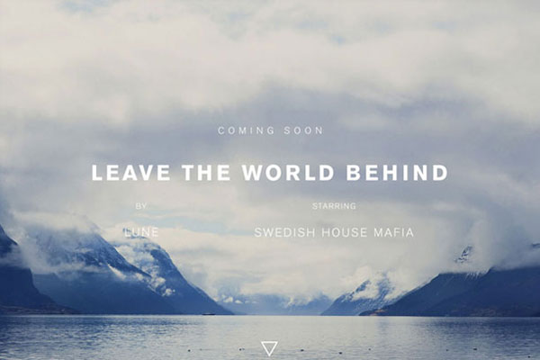 Swedish House Mafia star in Volvo Campaign