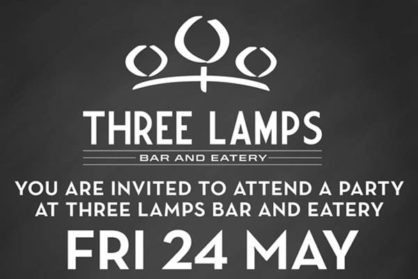 Three Lamps Bar & Eatery