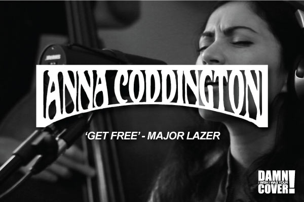 Anna Coddington covers Major Lazer's 'Get Free' on George FM Breakfast