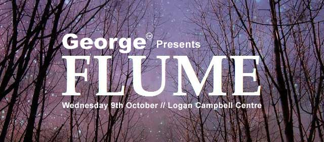 George FM Presents Flume! - Flume, the most exciting new artist in Electronic Music, is hitting our shores on Wednesday 9th of October!...