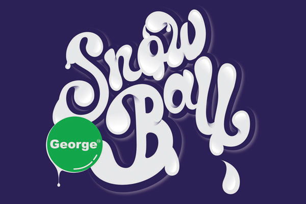 GALLIANO presents The George FM Snowball