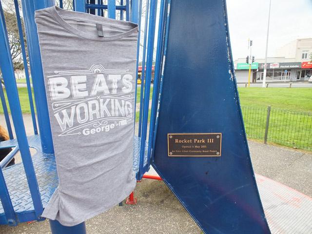Rocket Park T-shirt