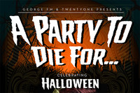 Competition:Halloween at twentyone