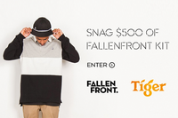 Competition:Pocket a $500 Fallenfront Clothing Voucher
