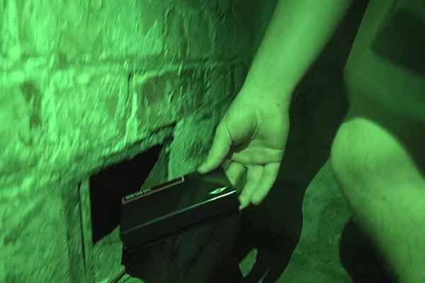Video Clue: Find the MINI key