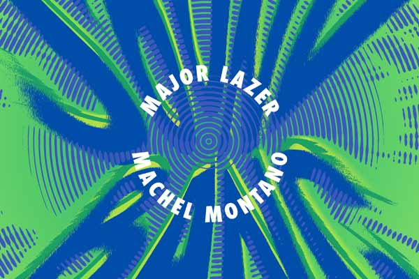 Listen: Sound Bang - Major Lazer
