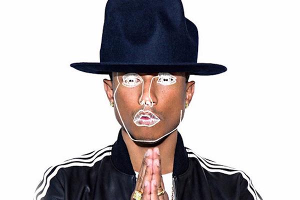 Disclosure remixes Pharrell's 'Frontin'