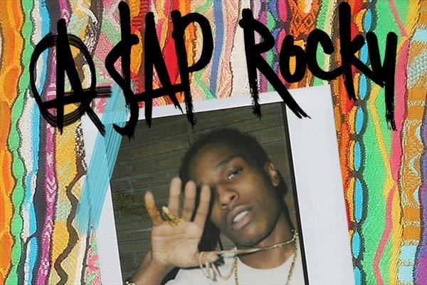 A$AP Rocky Live In New Zealand