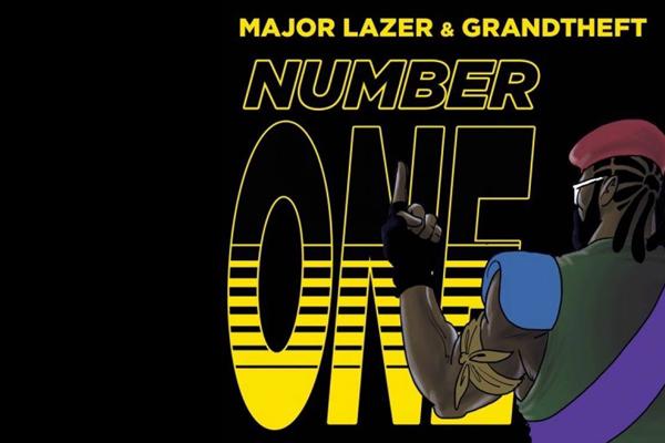 Major Lazer & Grandtheft - Number One