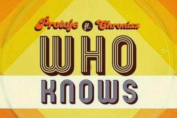 Proteje ft. Chronixx - Who Knows (Shy FX Remix)