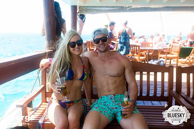 George FM BlueSky 2015 - Mana Island