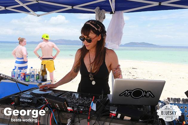 George FM BlueSky 2015 - Sandbank