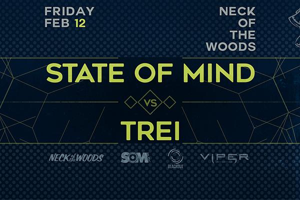 State of Mind vs Trei (AKL)