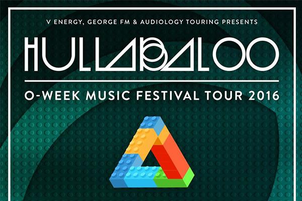 Hullabaloo O-week Tour, 2016