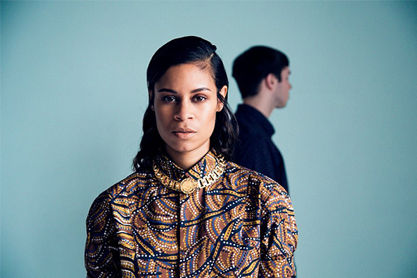 Aroha speaks to AlunaGeorge about new single 'I'm In Control'