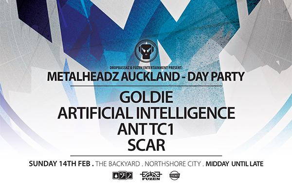 Metalheadz 2016 (AKL)