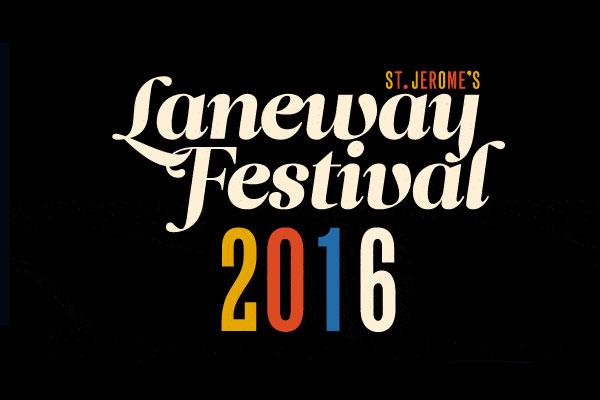 Aroha's Laneway Festival 2016 Mini Mix