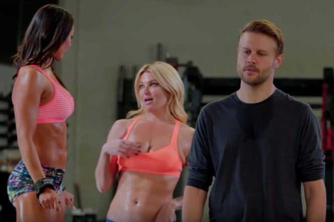 This 'Gym Wildlife' parody trolls everyone who's ever set foot in a gym