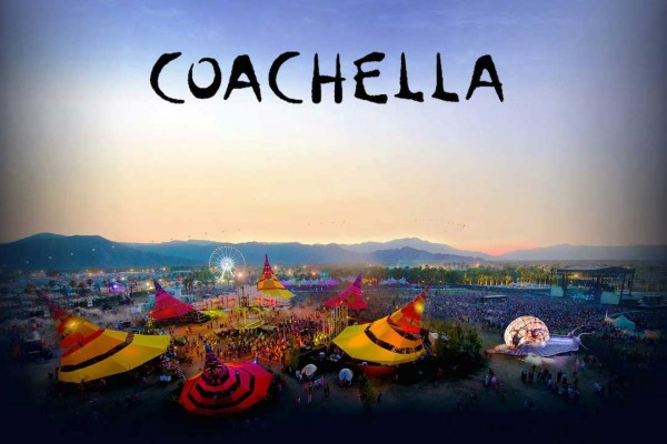This year's Coachella Festival line up has just dropped