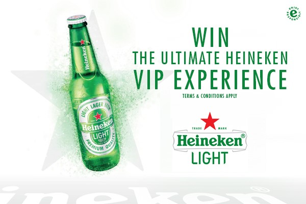 Be hosted by Heineken at the ASB Classic