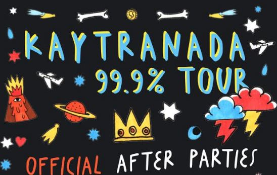 99.9% OFFICIAL AFTER PARTY