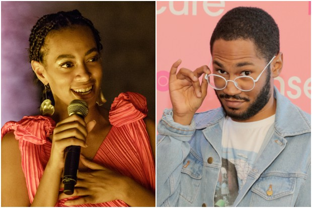 Kaytranada Remixes Solange's Cranes in The Sky
