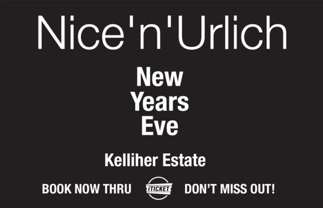 Nice'n'Urlich New Years Eve