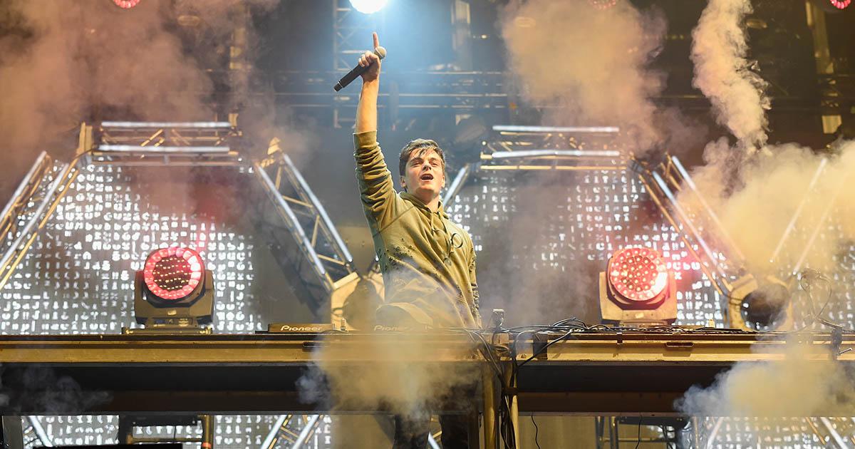 Martin Garrix will be killing it at the 2016 MTV EMAs next week