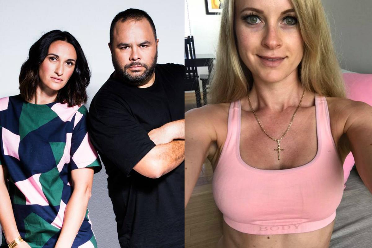 Thane and Kara talk bad boob jobs with Michaiah