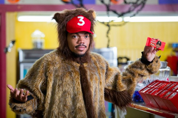 Chance The Rapper may have just created the perfect advert for KitKat