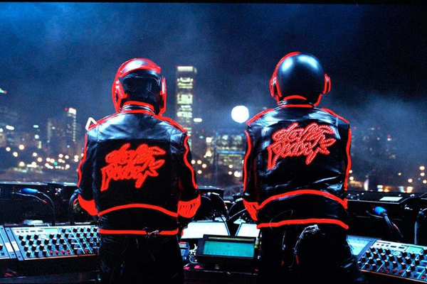 Let's ask ourselves, is Daft Punk really announcing their 'Alive 2017' world tour?