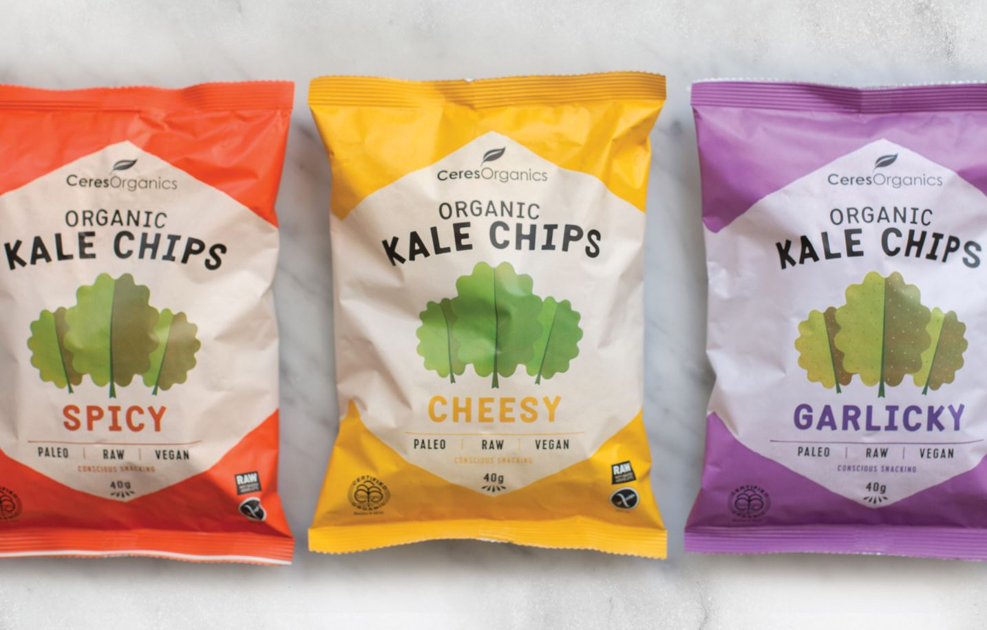 Win a Summer's Worth of Ceres Organics Kale Chips prize pack (AKL)