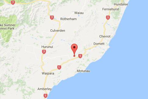 A 5.7 magnitude earthquake has hit the South Island