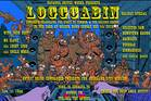 Logg Cabin holiday special in the yard at Golden Dawn Sunday December 4th