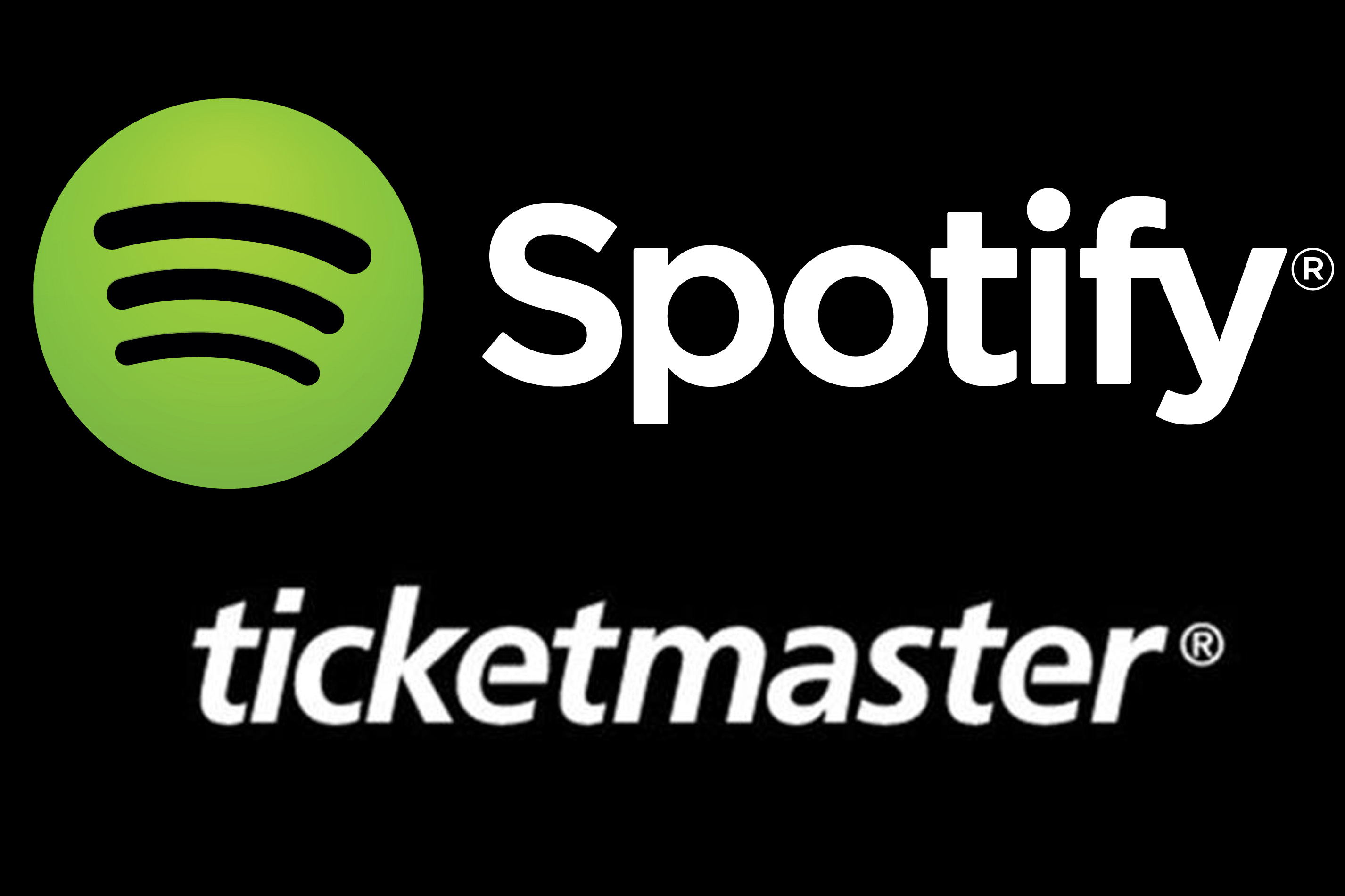 Spotify just teamed up with Ticketmaster