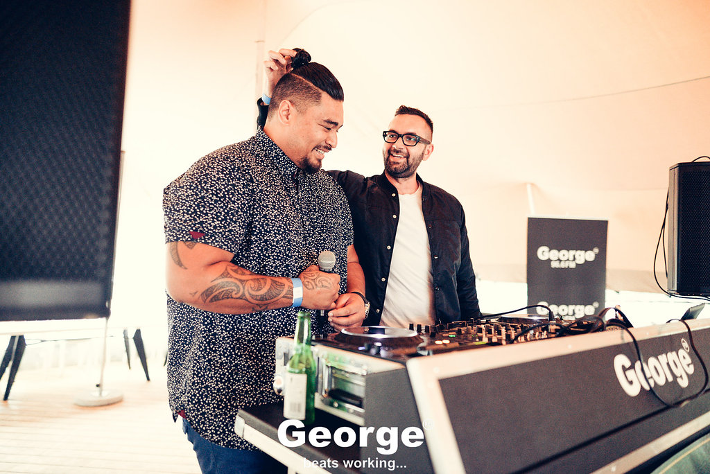 The 2016 George Yearbook Album Release Party in photos