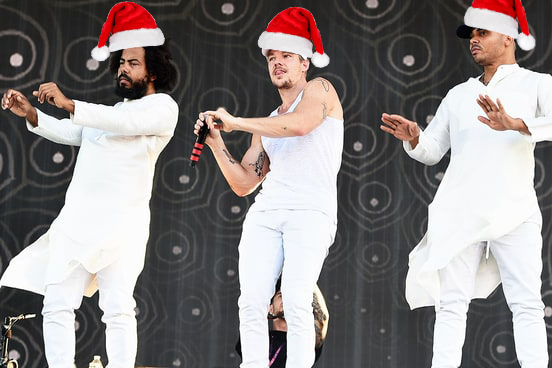 Major Lazer gift us with a stoner Christmas jam on the Mad Decent Christmas Comp
